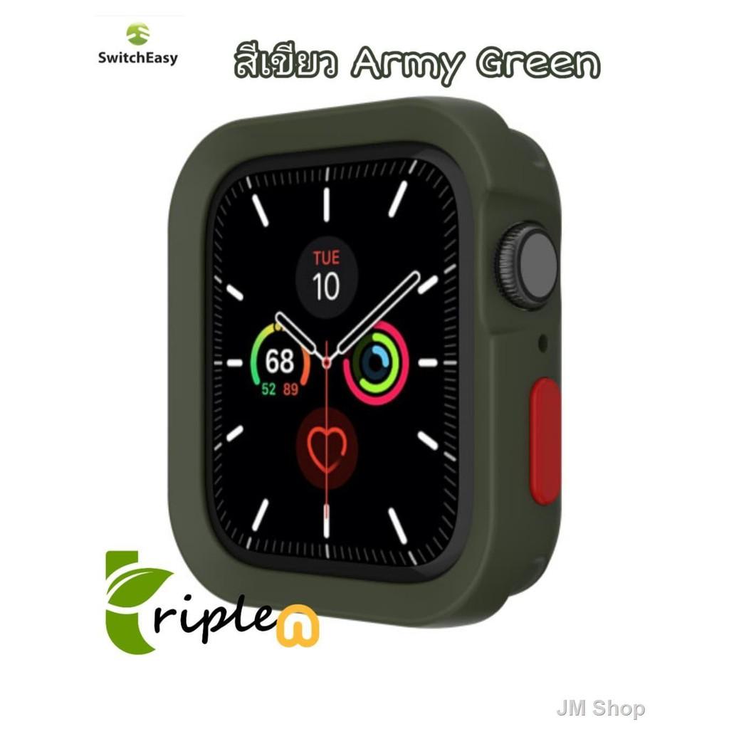 🔥พร้อมส่ง🔥[แท้] เคส Apple Watch Switcheasy Colors Case Series 4/5 (40mm)