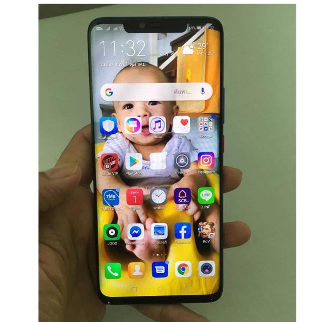 Huawei P20 mate pro  มือสอง เจ้าของขายเอง สภาพนางฟ้ามาก ใช้น้อยมากชื้อมา เมษา คุ้มเเน่นอน