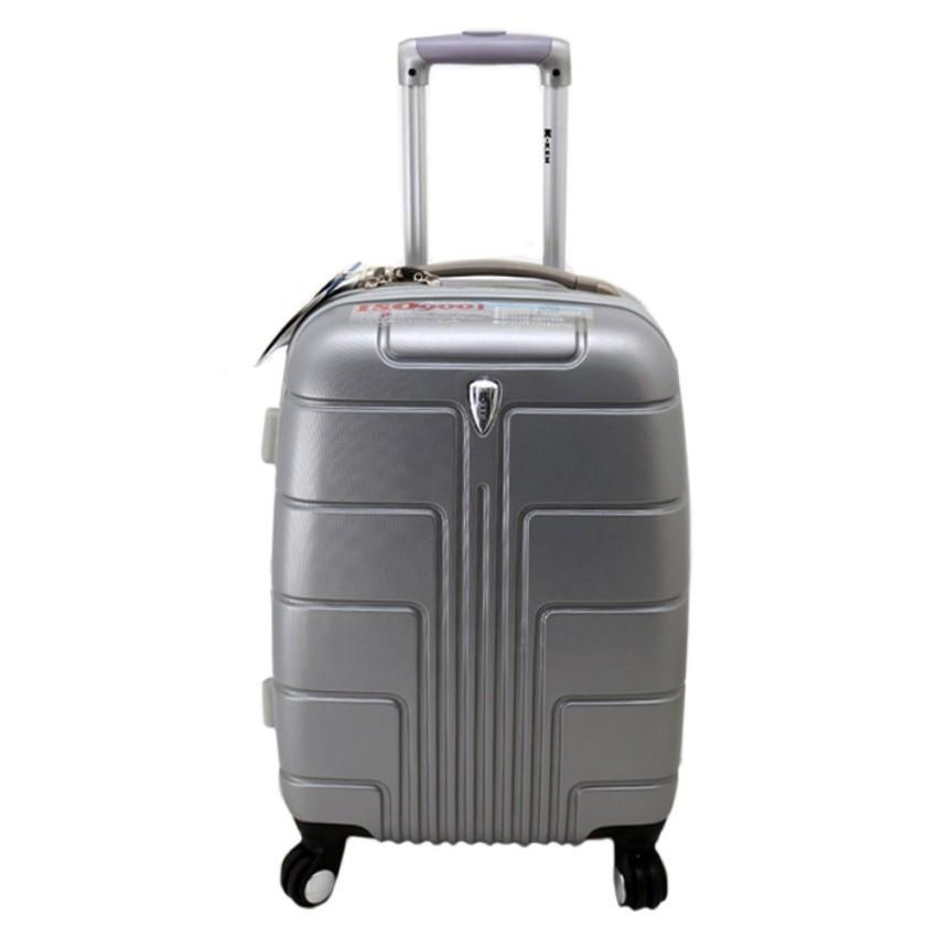 Augusto กระเป๋าเดินทางแบบแข็งกันน้ำกันกระแทกรุ่น 9874ขนาด24นิ้ว