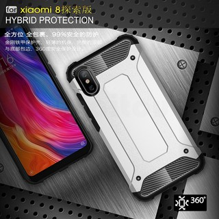 Review Xiaomi Mi CC9 CC9e 9T 9 8 se Pro 8 Explore Case Soft TPU + PC Hard Back Cover