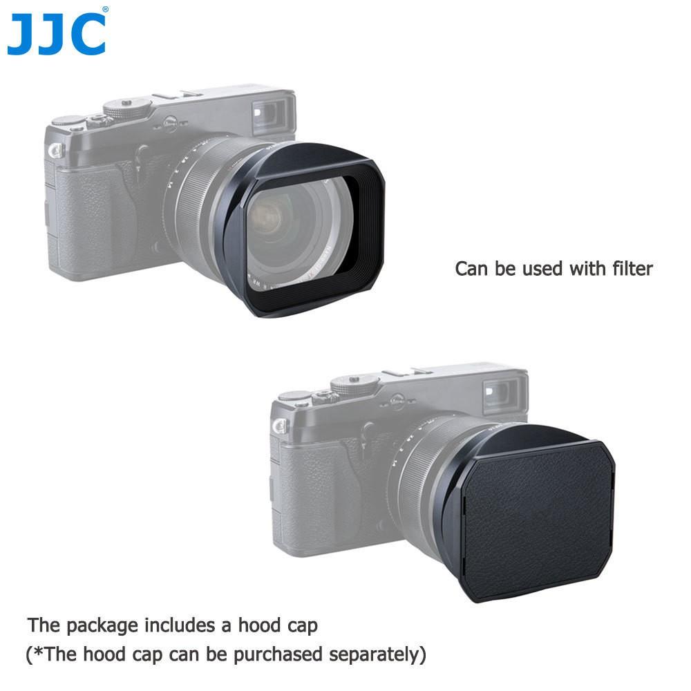 ฟิล์มกันรอยกล้อง  JJC Camera Lens Hood Shade for Fujinon XF 23mm F1.4 & 56mm F1.2 R AD on XT30 XT20 XT10 Xro2 Xro1 XT3 X