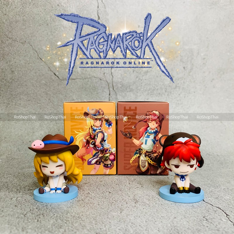 Super Novice Figure Random Rare!! Ragnarok Online Gravity&(DTDS Studio) หายาก