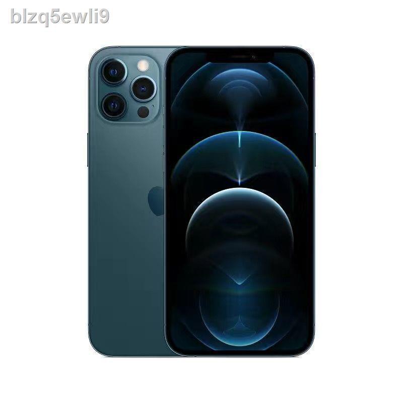 🔥มีสินค้า🔥สินค้าพร้อมส่ง🔥﹍[ของแท้จากธนาคารแห่งชาติใหม่พร้อมตั๋ว] Apple iPhone 12 Pro 5G โทรศัพท์มือถือ Netcom เต็มรูป