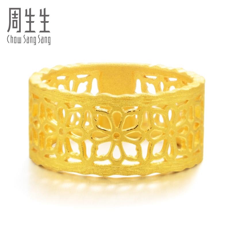 ィヾแหวนโจวSheng Shengเท้าเครื่องประดับทองGesangดอกไม้แหวนทอง86297rราคา