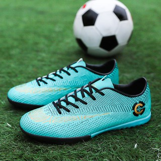 Nike ของแท้  Lowest Price รองเท้าฟุตบอลรองเท้าฟุตซอลรองเท้าฟุตบอล Soccer Shoes Futsal Shoes Training Shoes 35-44