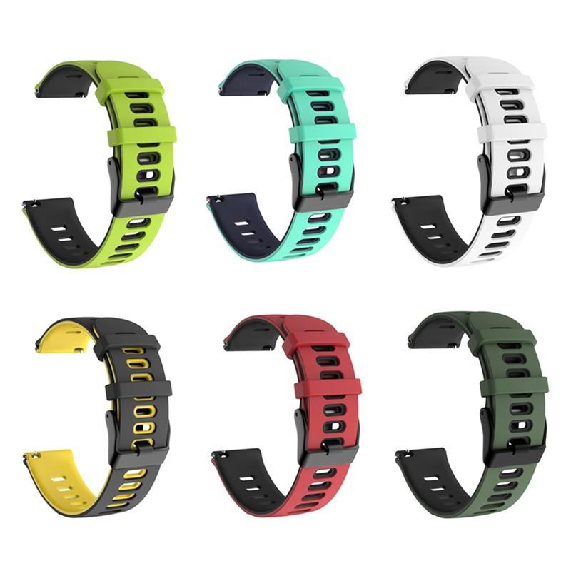 สาย applewatch สาย applewatch แท้ สายนาฬิกา 22 mm Garmin Vivoactive 4 Amazfit Pace Strtos Coros APEX Pro / APEX 46mm Sam