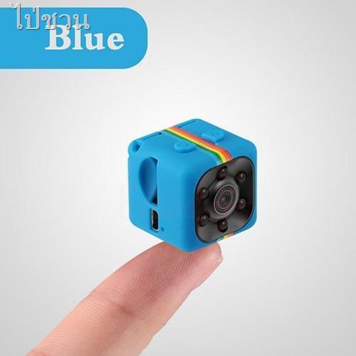 #ราคาถูก ✓♀✇กล้องจิ๋วแอบดู กล้องเเอบถ่าย SQ11 กล้องขนาดเล็ก มินิกล้อง Full HD 1080P Mini Camera กล้องจิ๋วwifi จุดกีฬาก
