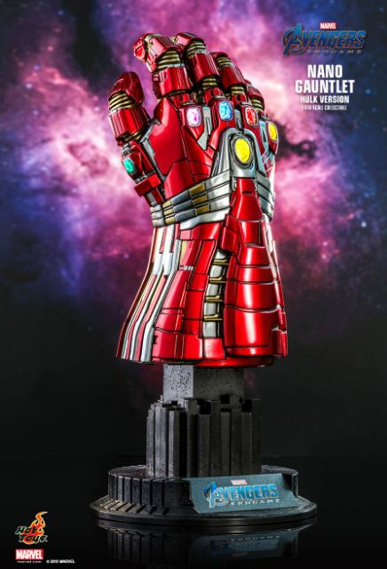 """Avengers Nano-Gauntlet Hulk Hero Costume 9/"""" Action Figure Marvel Sélectionner"""