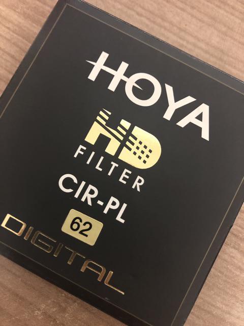 Hoya HD Digital High Transparency Circular Polariser Filter 62mm