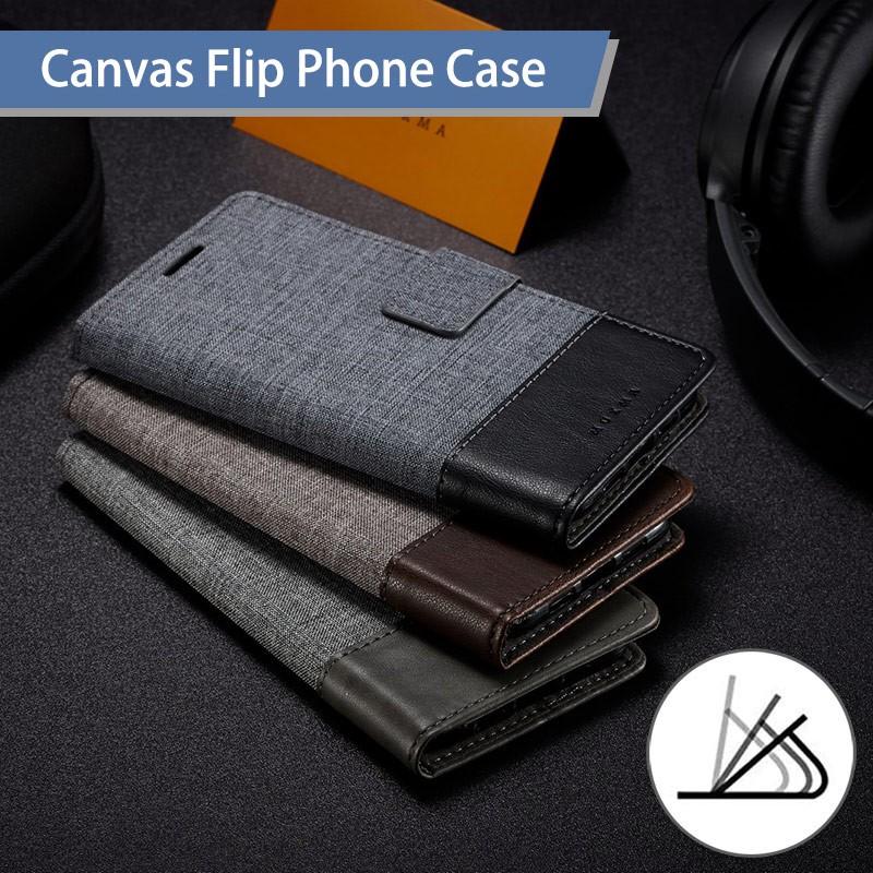 เคสฝาพับสำหรับ Xiaomi Redmi Note 9 9s 8 8T Note9 Note9s Note8 Note8T Pro เคสโทรศัพท์ เคสผ้า ที่วางโทรศัพท์มือถือ กระเป๋าสตางค์ Flip Case