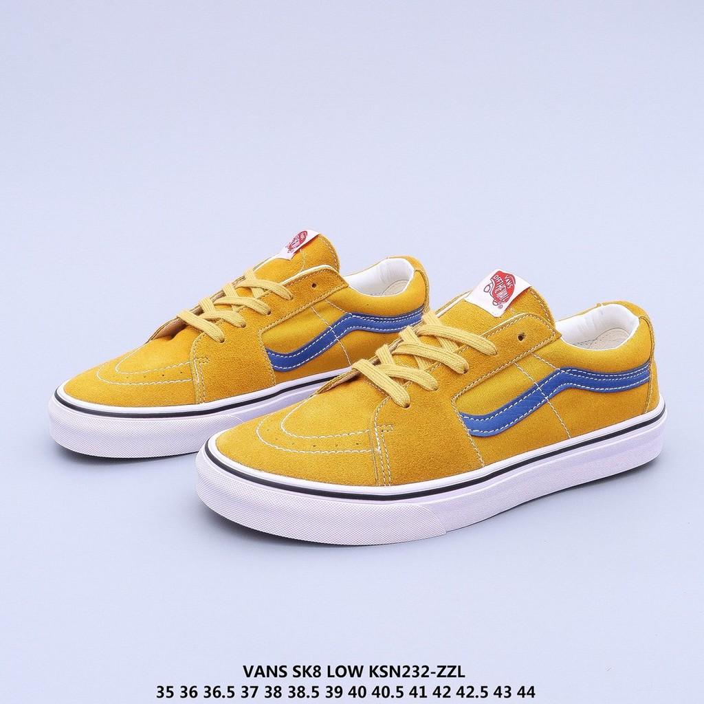 รองเท้า Vans SK8-LOW รองเท้าผู้หญิง รองเท้าผู้ชาย รองเท้าคัชชู