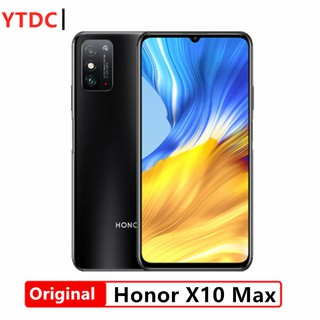 ❉Honor X10-Max 5G 128GB 6GB GSM/5G/LTE NFC Supercharge Octa Core Fingerprint Recognition/face Recognition
