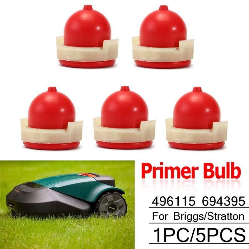 1pc Red Carburettor Oil Primer Bulb Pump Cup For Briggs /& Stratton 496115 694395