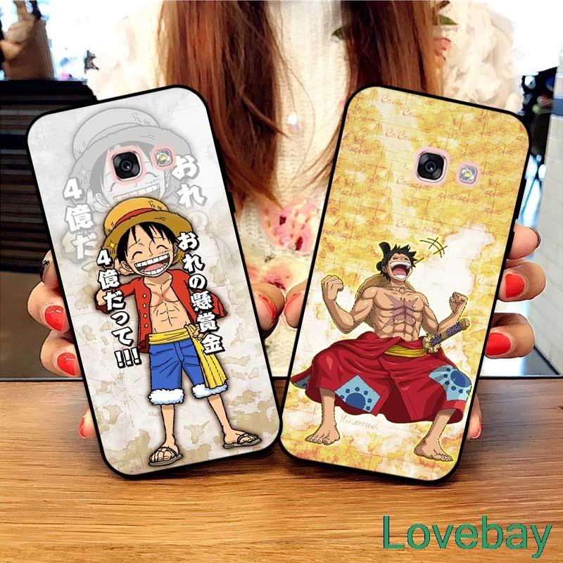 Lova Casing Samsung A3 A5 A6 A7 A8 A9 Pro Star Plus 2015 2016 2017 2018 HLFOS Pattern-3 Silicon Case Cover