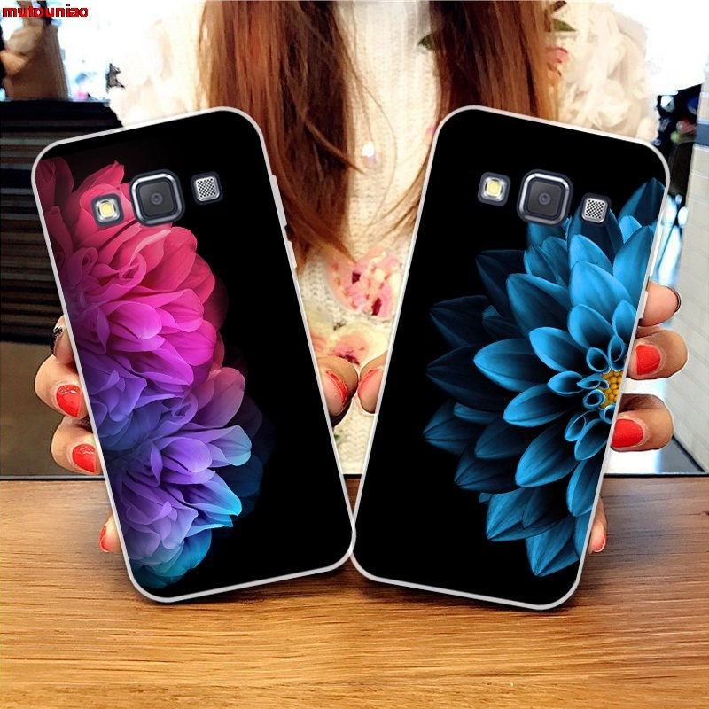 Samsung A3 A5 A6 A7 A8 A9 Star Pro Plus E5 E7 2016 2017 2018 WG-TCOJE Pattern-6 Soft Silicon TPU Case Cover