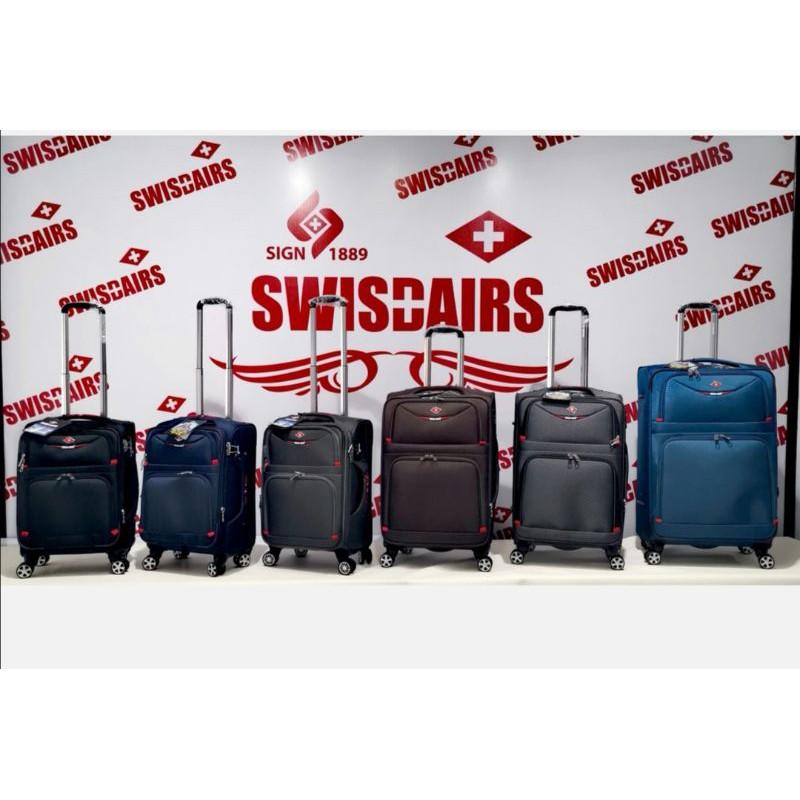 กระเป๋าลาก24นิ้ว/กระเป๋าเดินทาง24นิ้ว/SWISSAIRS