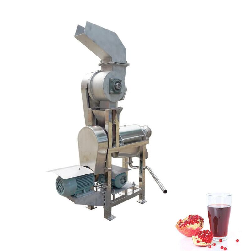 2020 New Sale Apple Cherry Grape Spiral Cold Pressed Juice Extractor
