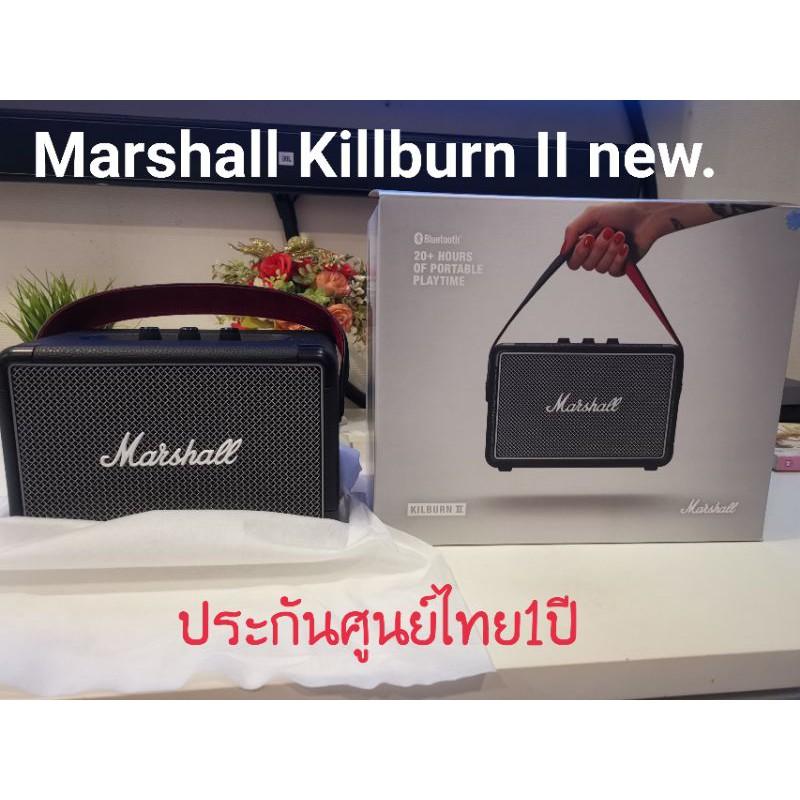 🔥🔥Marshall kilburnII.new รุ่นพกพาแบตนาน กันน้ำกันฝุ่น เสียงคุณภาพ ลุยได้ทุกที่ประกันศูนย์ไทย1ปี