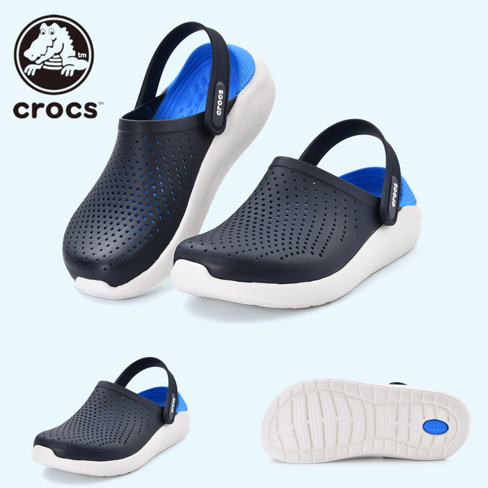 Crocs Literide รองเท้าแตะของแท้ ( รุ่นใหม่ )