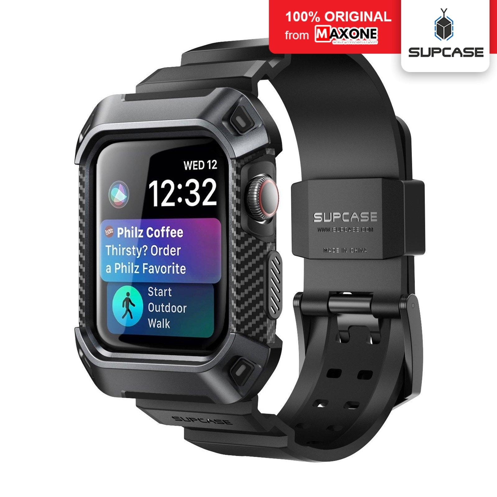 HJXP Original SUPCASE UB Pro Apple Watch Series 6 / 5 / 4 / SE 44mm & 40mm Wristband Case