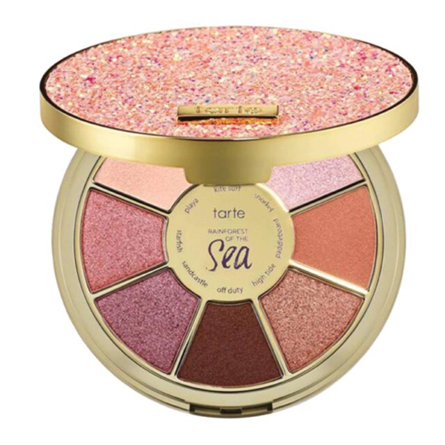 TARTE Rainforest of the Sea™ Eyeshadow Palette vol. IV Sizzle