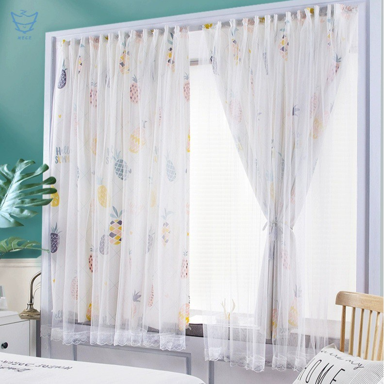 NECEม่าน ผ้าม่าน ผ้าม่านประตู ผ้าม่านหน้าต่าง ผ้าม่านสำเร็จรูป ม่านเวลโครม่านทึบผ้าม่านกันฝุ่น ผ้าม่านกันแดด