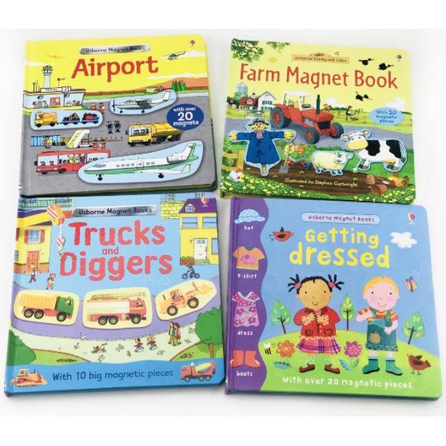 Usborne Magnet Books