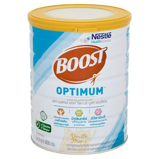 Nestle Boost Optimum 800gm
