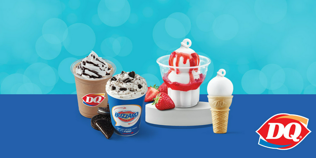 Dairy Queen [Scan & Pay] ส่วนลด ฿15