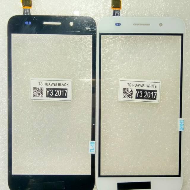 หน้าจอสัมผัสสําหรับ Huawei Y3 2017 Cro L22