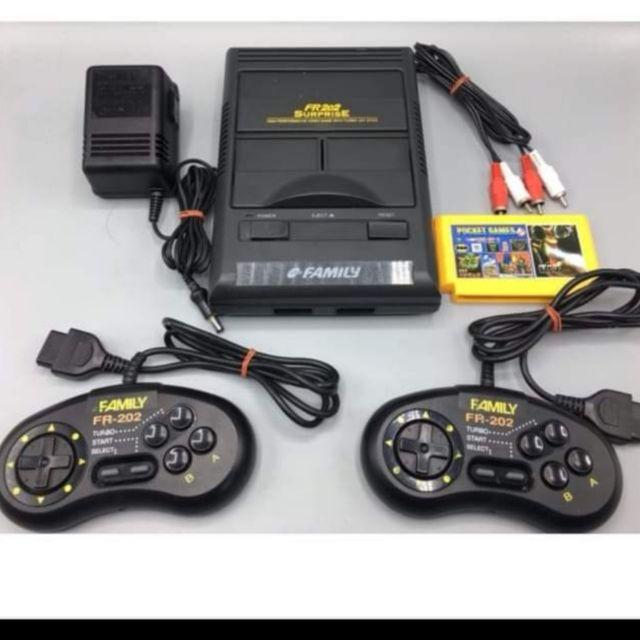 Famicom Fr202  Surprise