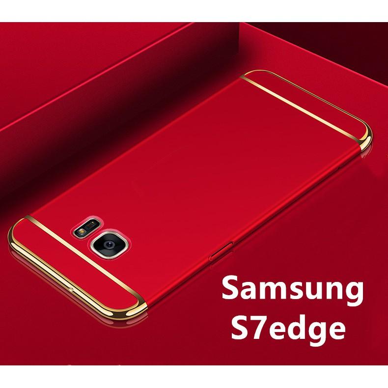 Case Samsung A6 Plus / A9 Pro / C9 Pro / A2 Core / S7 edge / Note 5 ประกบหัวท้าย เคสประกบ3ชิ้น เคสกันกระแทก สวยและบางมาก