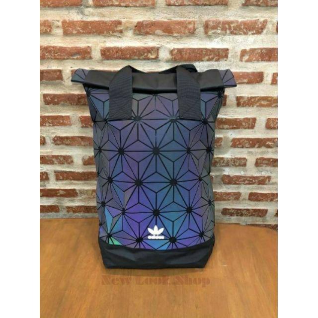 """[ถูกที่สุด แท้] Adidas 3D Roll Top Backpack กระเป๋าเป้สะพายหลัง 18"""""""