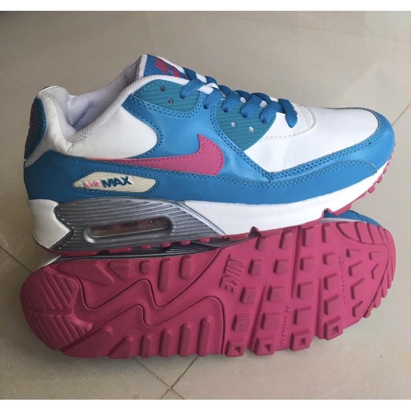 รองเท้า Nike Air Max 90 แบรนด์แท้มือสอง ไซส์ 38.5