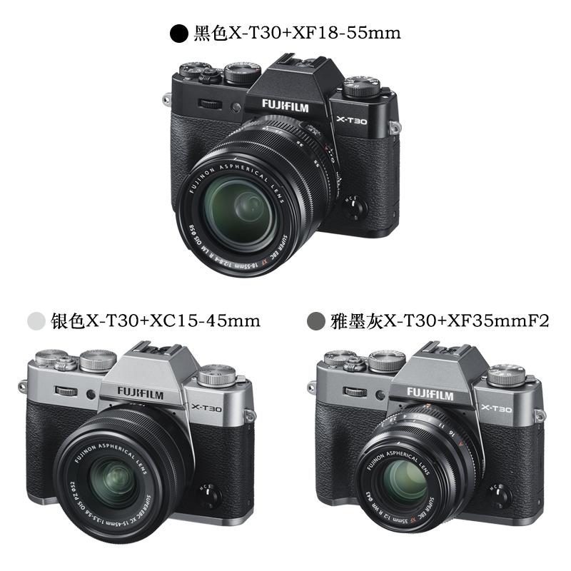 ฟูจิ xt30ไมโครกล้องเดียว15-45ชุดใหม่ X-T30มือสองย้อนยุค XT20วิดีโอ HD