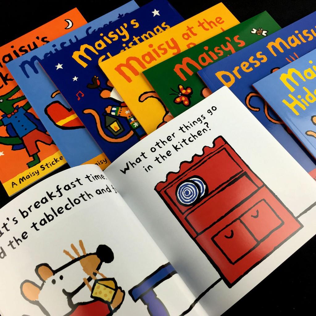 Maisy Story and Sticker Books : 20 Books
