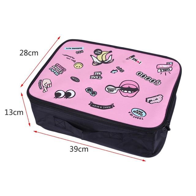 กระเป๋าเสริมเดินทาง ใบเล็กและใบใหญ่