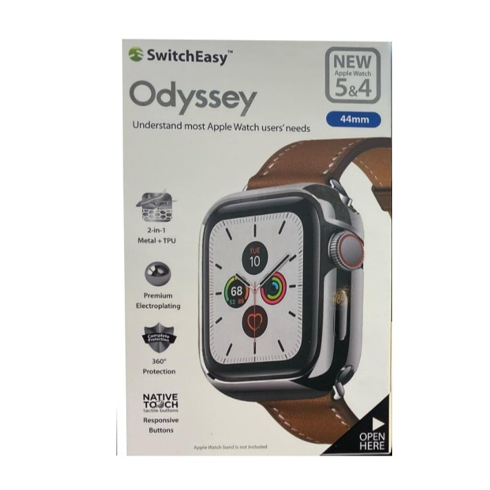 Switch easy เคสนาฬิกา Apple Watch รุ่น Odyssey Case apple watch for Apple Watch Series 4-5 (44/40 MM)