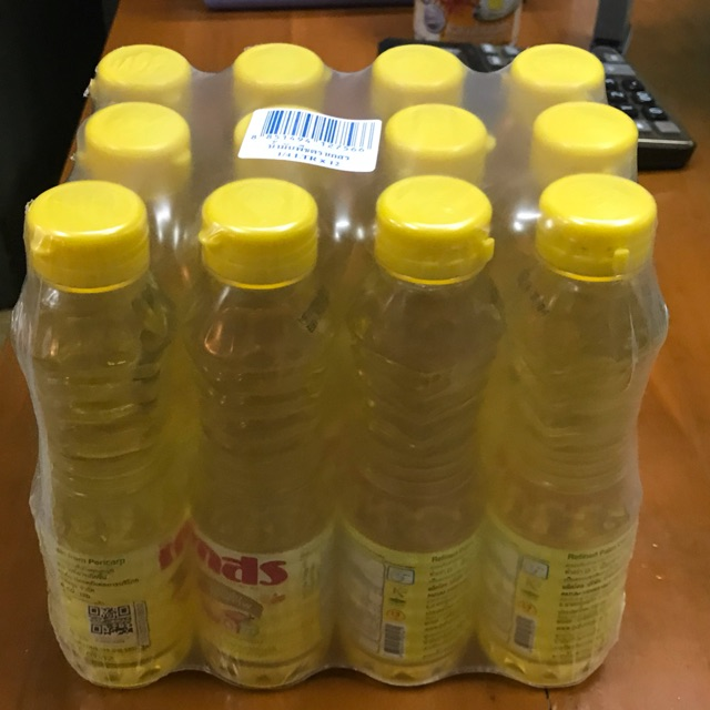 น้ำมันปาล์ม ตราเกสร (250 มล.)