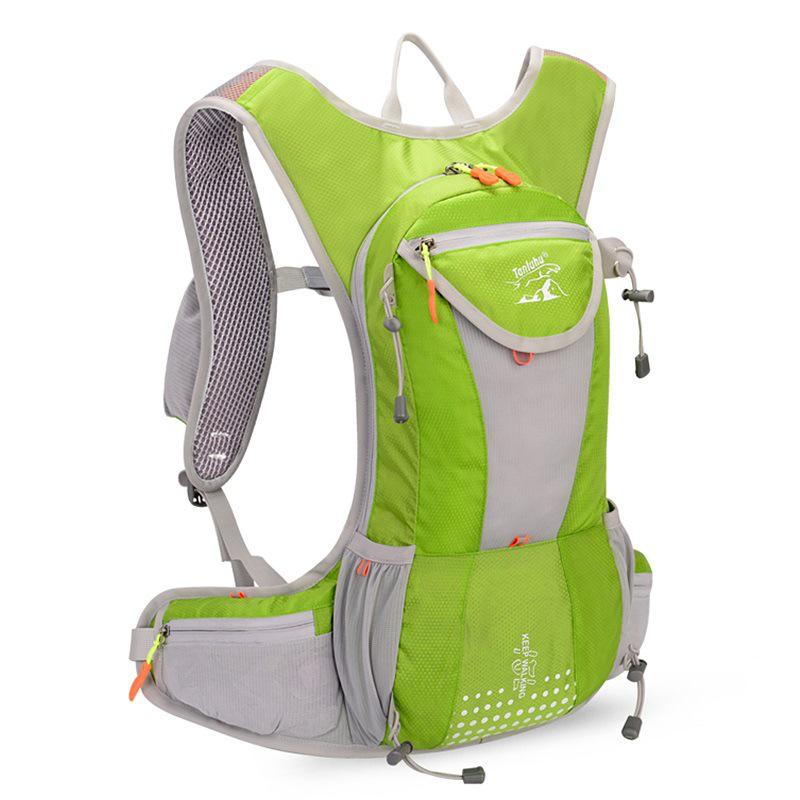 กระเป๋าเดินทาง กระเป๋าเป้สะพายหลัง 15L กันน้ำครับ กีฬากลางแจ้ง การปีนเขา การเดิน กระเป๋าเดินทาง