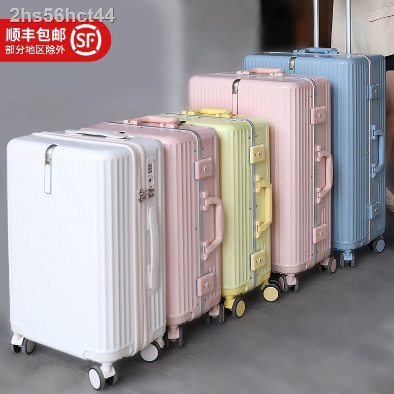 กระเป๋าเดินทางหญิงอินสุทธิดารานักเรียนกระเป๋าเดินทางขนาดเล็ก 20 นิ้วกระเป๋าเดินทางกระเป๋าเดินทาง 24 นิ้ว 26 รหัสผ่านกล่