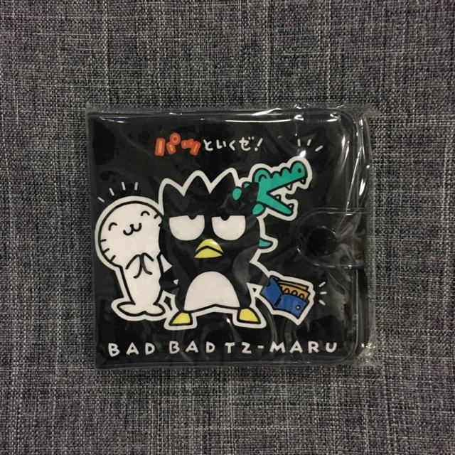 กระเป๋าสตางค์ bad badtz maru