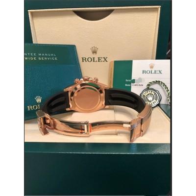 ゑぜสายนาฬิกา applewatchนาฬิกา 22mmสายนาฬิกาของแท้ Rolex Dietona Yacht Mingshi GMT Series สายนาฬิกายางผู้ชายสายซิลิโคน20mm