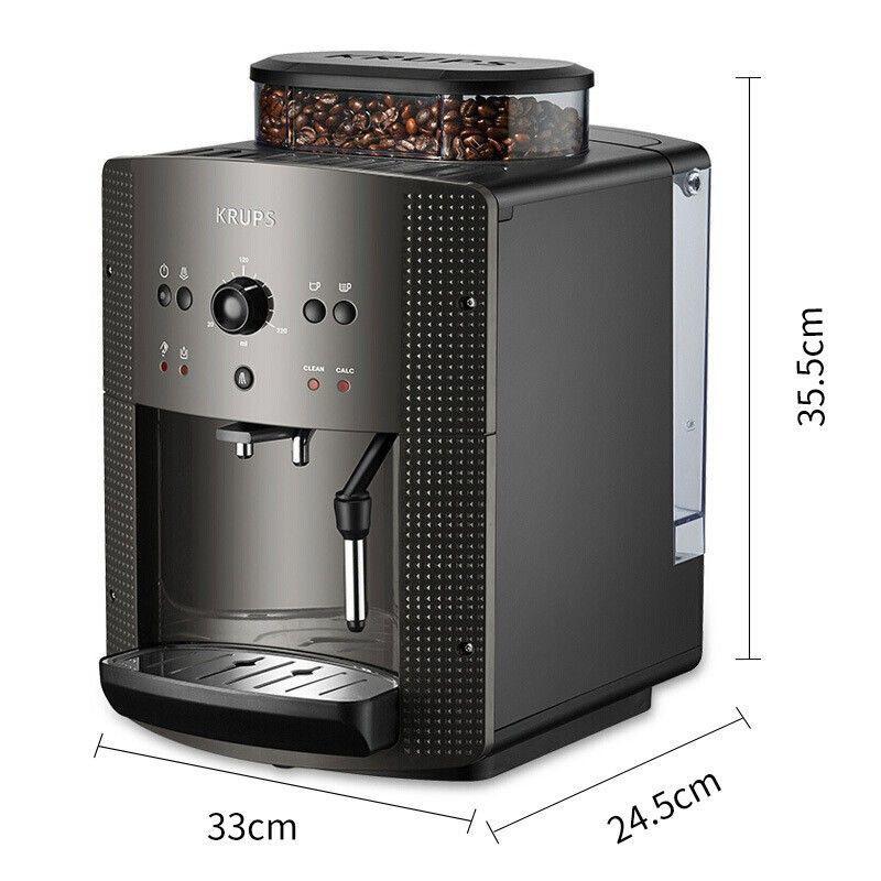 ขายส่งเฉพาะจุด◈เครื่องชงกาแฟ KRUPS เครื่องทำกาแฟเอสเพรสโซ่นำเข้าจากเยอรมัน Germany