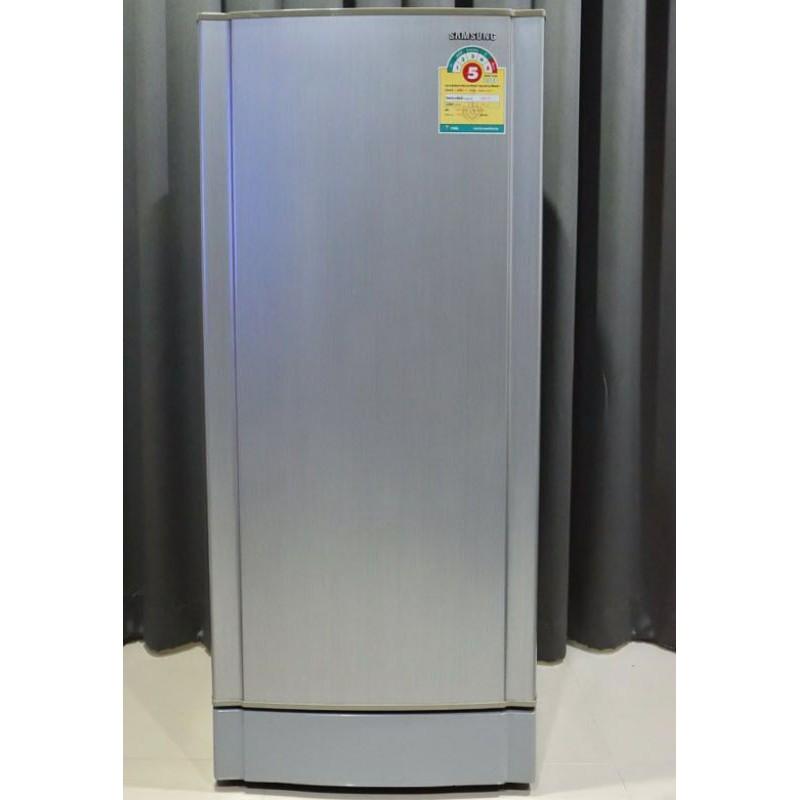 ถูกสุด มือสอง ตู้เย็น Samsung 1 ประตู 6.7 คิว ประหยัดไฟเบอร์ 5 / Samsung Fridge 6.7 cubes