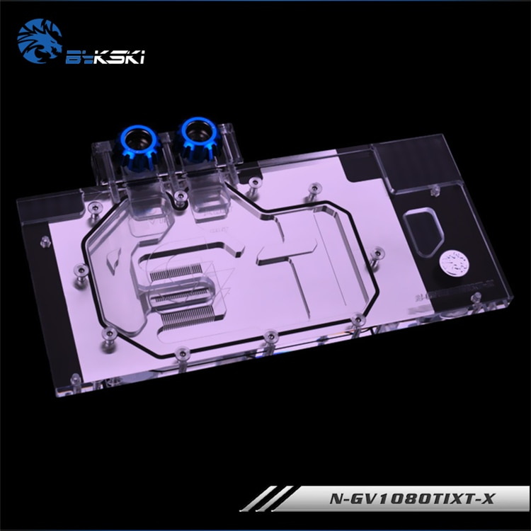 Bykski Water Block For Gigabyte AORUS GTX 1080Ti Xtreme Edition,Gigabyte AORUS GTX 1080Ti 11G ,GPU Cooler,N-GV1080TIXT-X