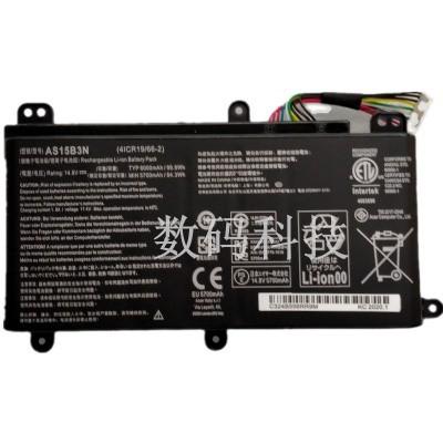Battery Notebook Acer Predator 15 G9-591 591G G9-592 592G 17 G9-791 791G 17 G9-792 792G 17X GX-791 14.8V 88.8Wh 6000mAh