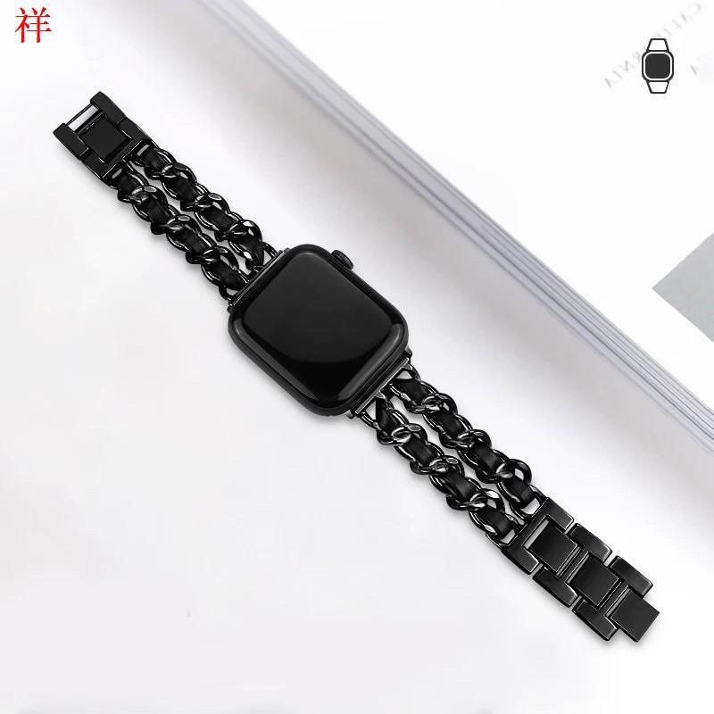 ☒♤✆สายนาฬิกาข้อมือสแตนเลส สําหรับ applewatch 6 SE 5 4 3 2 1 band 38 /40มม. 42 /44มม. สําหรับiwatch series 4/1