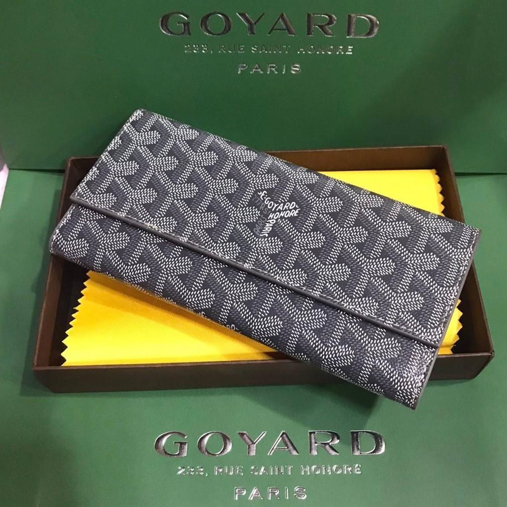 🔥ผ่อนได้🔥Goyard long wallet