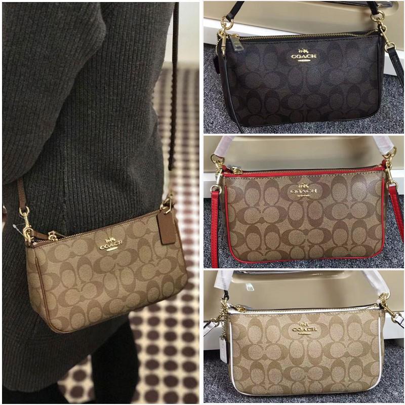 พร้อมส่ง🔥【พร้อมส่ง】กระเป๋า Coach แท้ F36674 กระเป๋าสะพาย / shoulder bag / กระเป๋าสะพายข้างผู้หญิง / crossbody bag / กระเป๋าถือ / กระเป๋าผู้หญิงแฟชั่น
